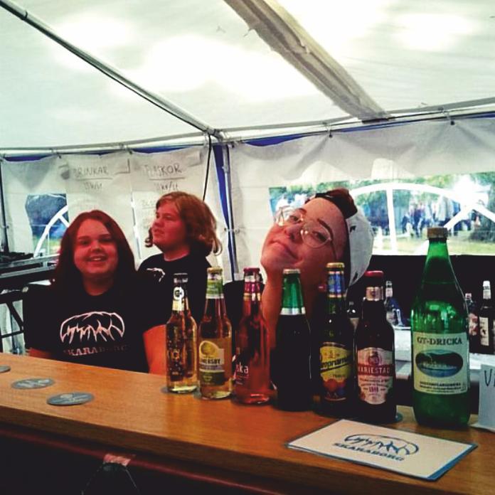 Drogfritt party