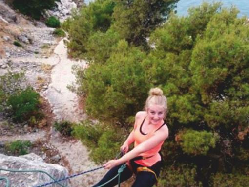 Kamratstöd i Kroatien